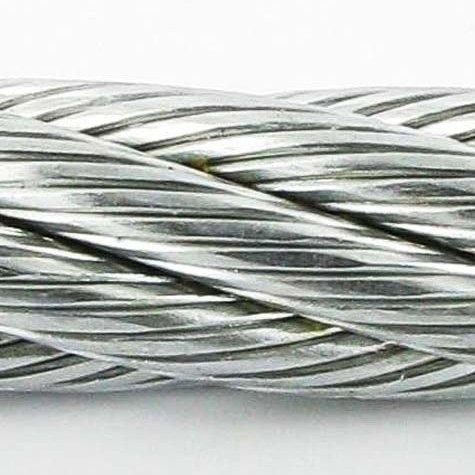 Канат стальной ГОСТ 3066-80 оцинкованный