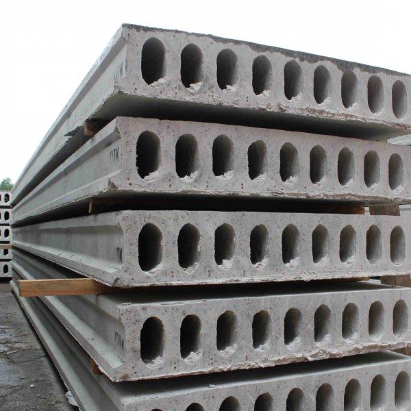 Плиты перекрытия 1.0м ПБ 41.3.10-8