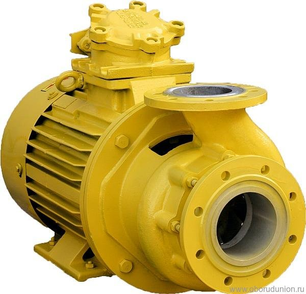Бензиновые и нефтяные насосы для нефтепродуктов 8НДв-Нм-т