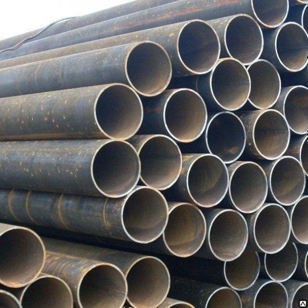 Труба ВГП водогазопроводная оцинкованная ГОСТ 3262-75