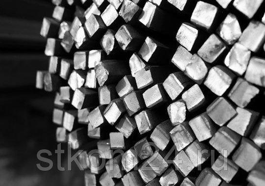 Пруток стальной квадратный Р18