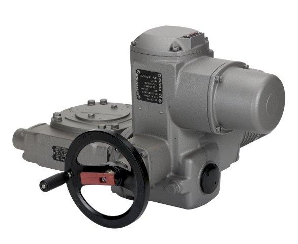 Кран шаровой с электроприводом SA07.5/GS160.3