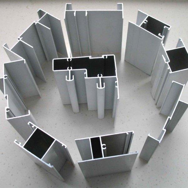 Правило СИБИН алюминиевое, профиль-трапеция, 1,0м 10725-1.0