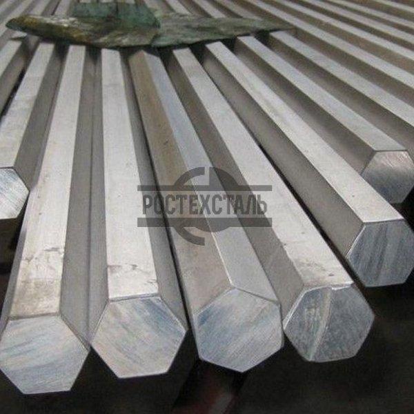 Шестигранник стальной сталь 30ХГСА калиброванный