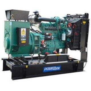 Дизельная генераторная установка Powerlink WPS275