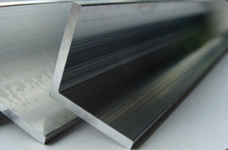 Уголок стальной равнополочный ГОСТ-8509