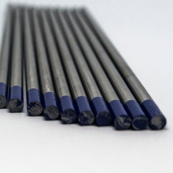 Вольфрамовые электроды сварочные ЭВИ-2 ГОСТ 23949-80