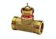 Клапан седельный DN 32 AISI 316L с пневмоприводом н/з 4730PC