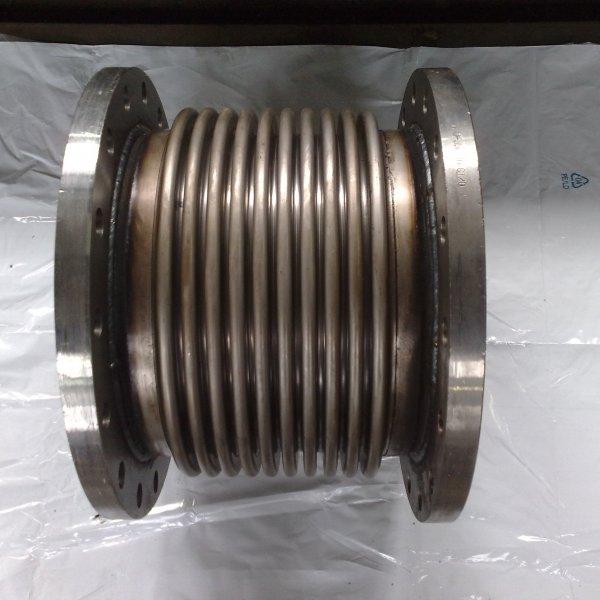 Компенсатор сильфонный осевой Ф сталь 08Х18Н10