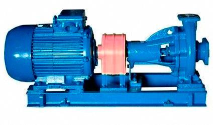 Насос консольный 1К80-50-200б