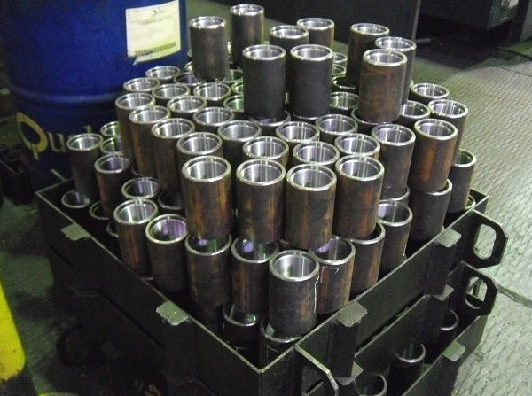 Муфта для трубы НКТ 114,3 мм ГОСТ 633-80 группа Д, Е, К, Л