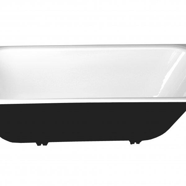 Ванна чугунная Классик Билд 150х70 в/к ножки 2 сорт 1шт Новокузнецк