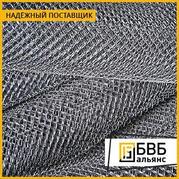 Сетка нержавеющая, ячейка 1,8х1,8 мм AISI 316