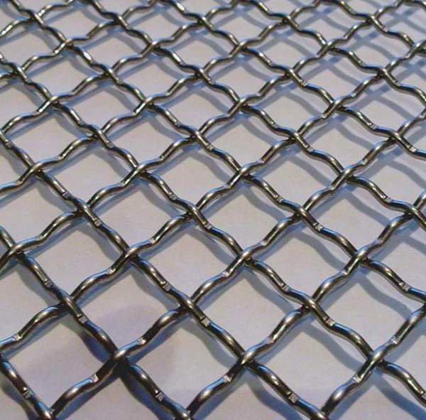 Сетка рифленая для грохота ГОСТ 3306-88