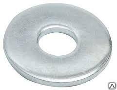 Шайба плоская увеличенная ГОСТ 6958 / DIN 9021, М3-М