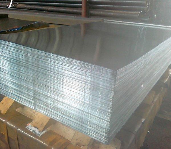 Лист конструкционный холоднокатаный 1,0х1250х2500 мм 08КП-5