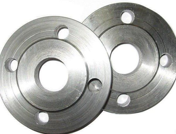 Фланец стальной плоский приварной 125 Ру10 ст.20 ГОСТ 12820-80
