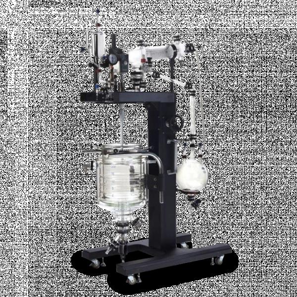 Лабораторный реактор с рубашкой и изоляцией V= 2 м3