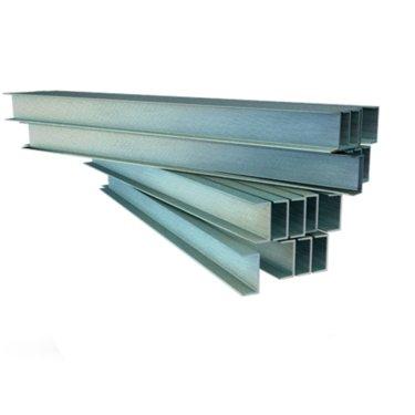 Швеллер алюминиевый марка АД, АД31, АМГ, Д16
