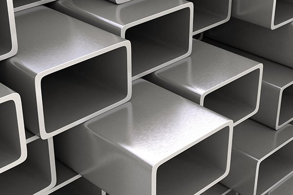 Труба алюминиевая профильная АД31Т квадратная