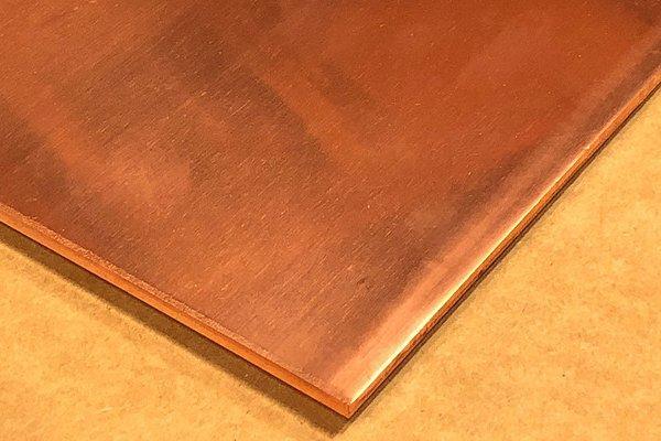 Плита медная М1 ГОСТ 1173-2006