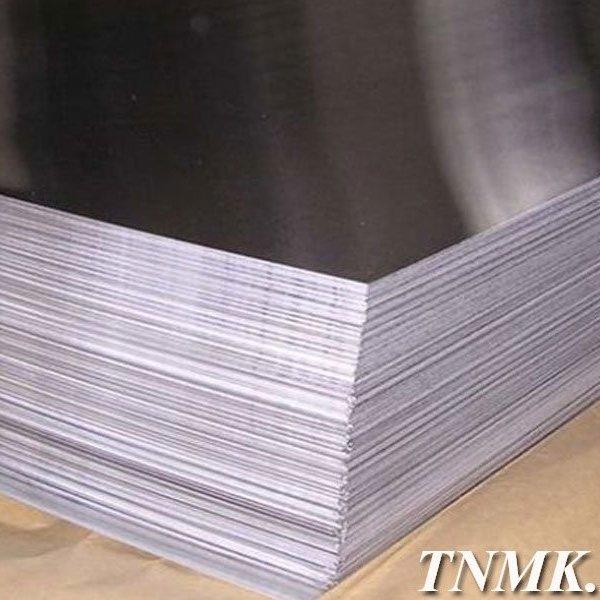 Лист дюралевый 7х1500х3000 мм Д1Т ГОСТ 21631-76