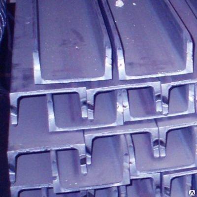 Швеллер сталь 0 3сп5 3пс 3пс5 09г2с L56 м 11.7 м 12 м н/д кг