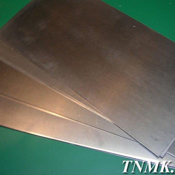Лист вольфрамовый 0,8 мм ВТ