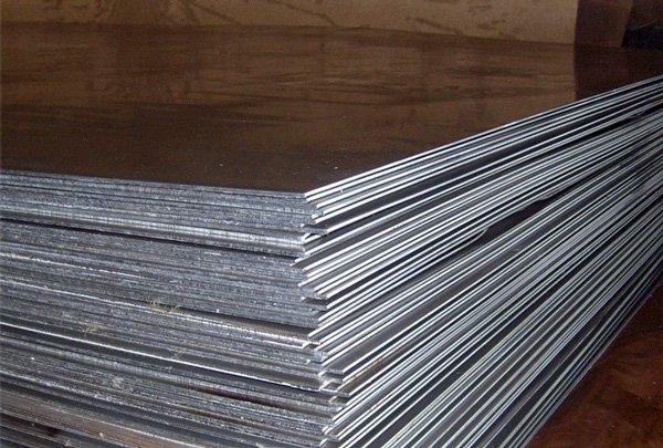 Лист алюминиевый рифленый АМГ2н2 Квинтет