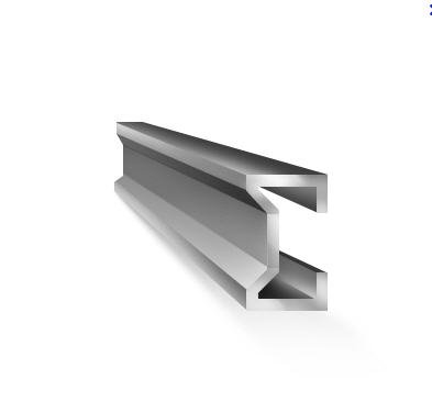 Швеллер гнутый ст3, ГОСТ 8278-83, 3м