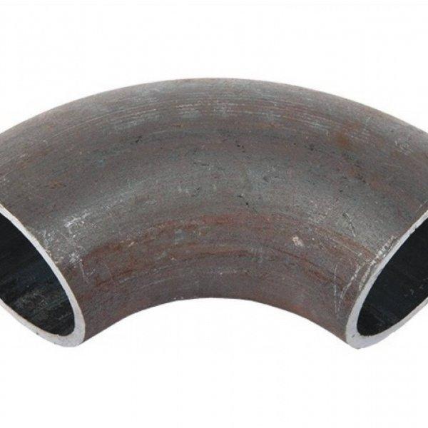 Отвод крутоизогнутый 90 градусов ст.20 ГОСТ 17375-2001, исп.2 оцинк.