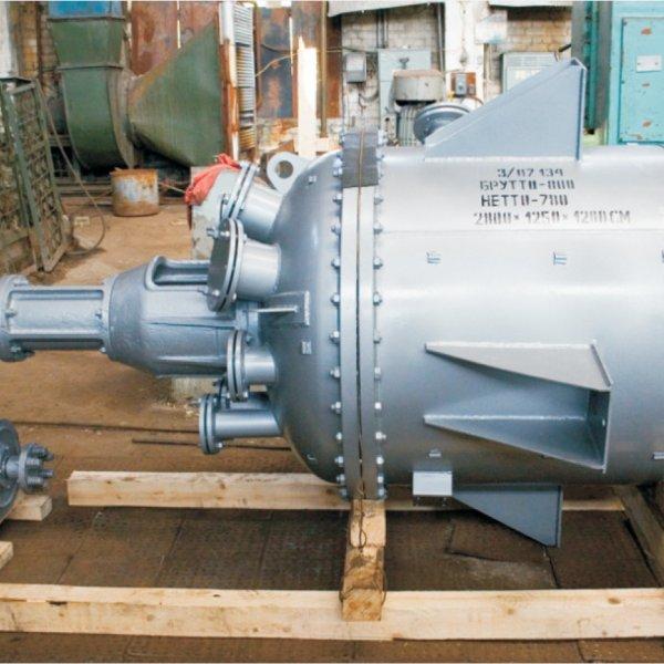 Корпуса фильтров, фильтров-коалесцеров, предфильтров патронных из углеродистых и нержавеющих сталей