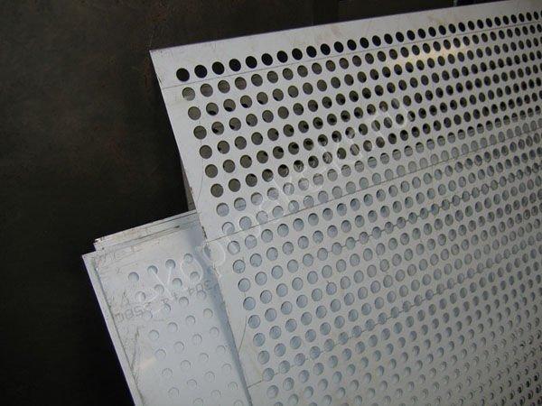 Лист перфорированный Rv 3-5 алюминиевый АМГ3Н2