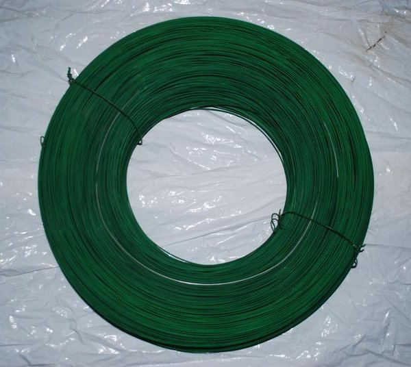 Проволока с полимерным покрытием ТУ 14-178-351-98