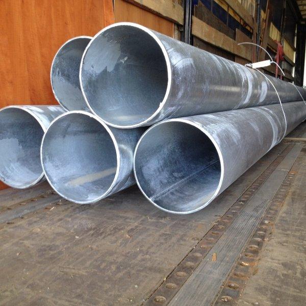 Труба водогазопроводная ДУ ГОСТ 3262-75 оцинкованная