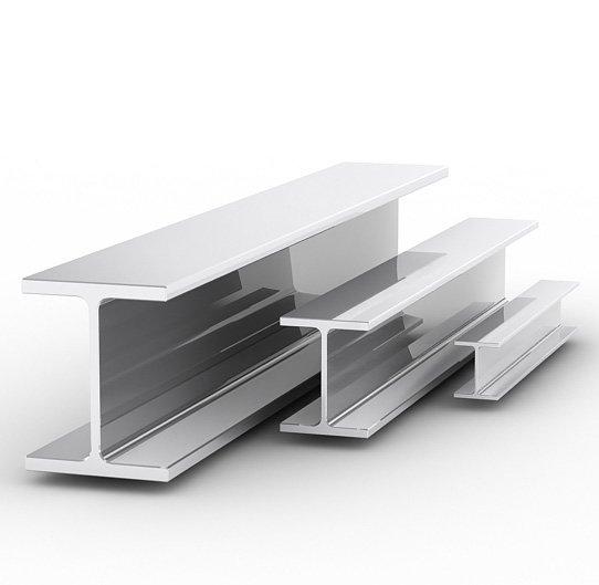 Балка стальная ст.3, с255, 345 ст.09Г2С, АСЧМ 20-93