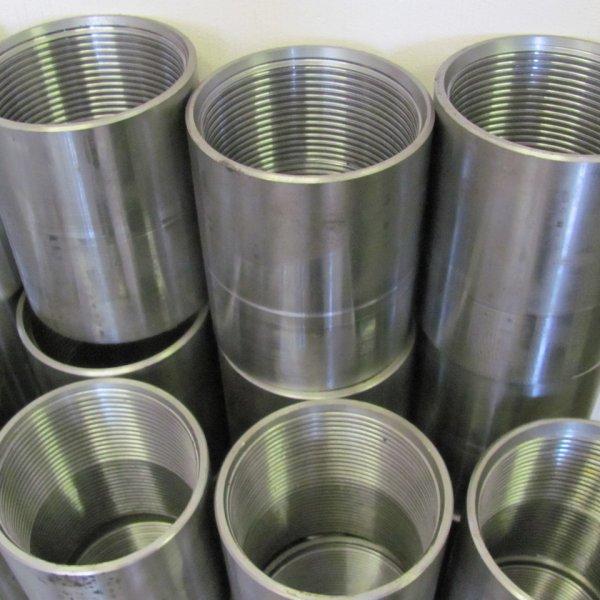 Муфта для труб НКТ 101,6 мм (наружный диаметр 120,6 мм) ГОСТ 633-80 группа прочности Д
