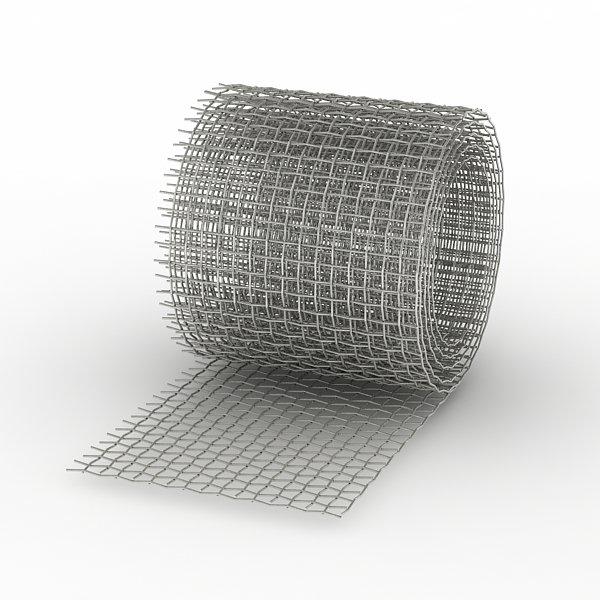 Сетка для мельничных комплексов ст. 12Х18Н10Т ТУ 14-4-1569-89