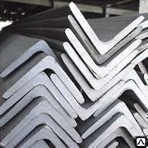 Уголок стальной сталь 09г2с