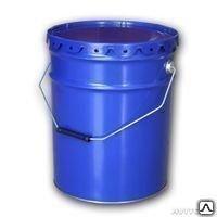 Грунт-эмаль 3 в 1 по ржавчине 25 кг серая ЮСК