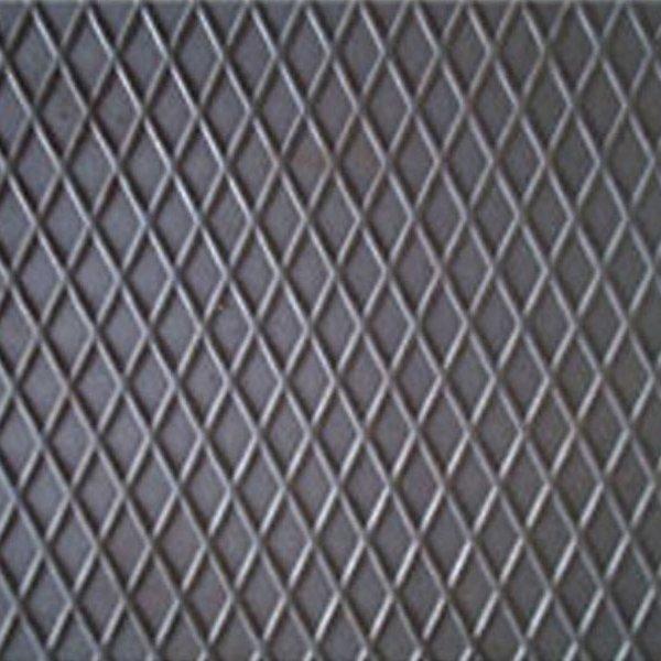 Лист рифленый РОМБ 10х1500х6000 мм ст.3ПС