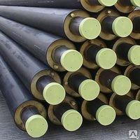 Труба теплоизоляционная в ППУ ППСППМ стальная полиэтиленовая