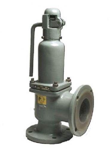 Клапан DN 40 AISI 304 предохранительный 5371 р/р