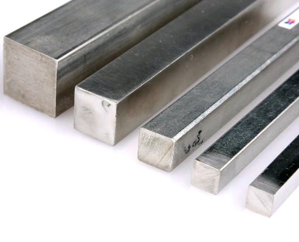 Квадрат стальной сталь 40ХН, L=4-6м, ГОСТ 2591-88