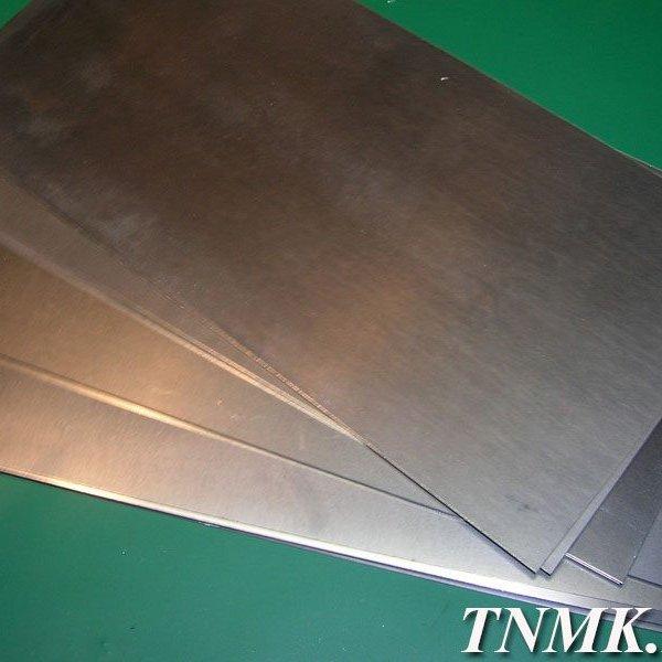 Лист вольфрамовый 1 мм В-МП