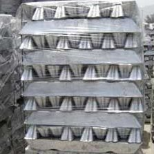 Алюминиевые сплавы ГОСТ 1583-93, 295-98 в чушках, слитках, пирамидках, гранулах, крупка