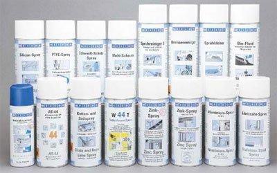 Универсальный спрей очиститель Cleaner Spray S, WEICON (спрей, 500 мл)