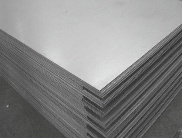 Титановый лист ВТ8