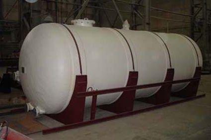 Производство ёмкостей для нефтехимической промышленности