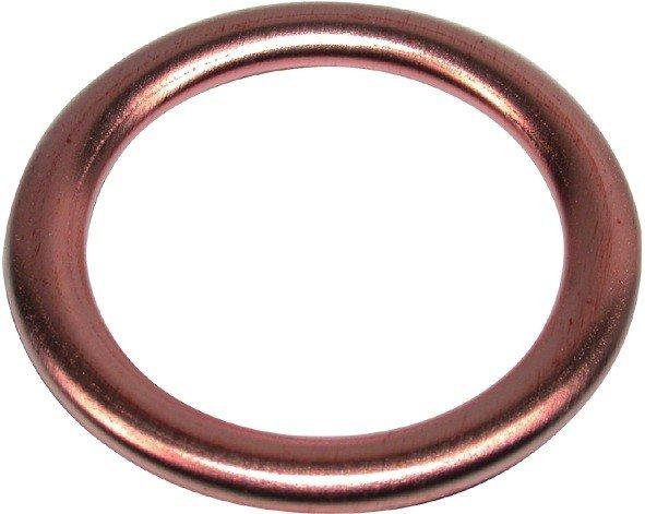 Кольцо медное уплотнительное для обжимных и пресс фитингов